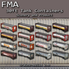 30ft tank containers