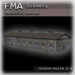 FMA Industrial shed09